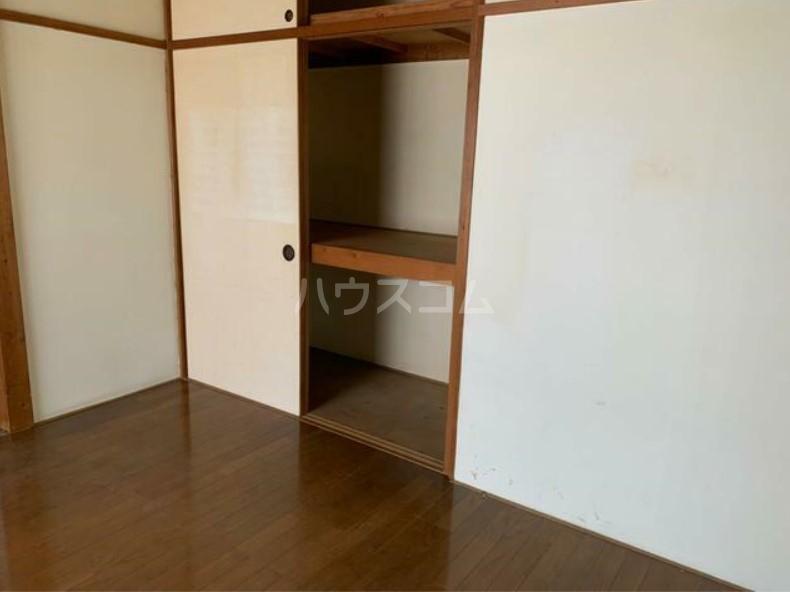 コーポやたべ 105号室の収納