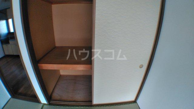 ファミーユ津田沼A棟 102号室の収納
