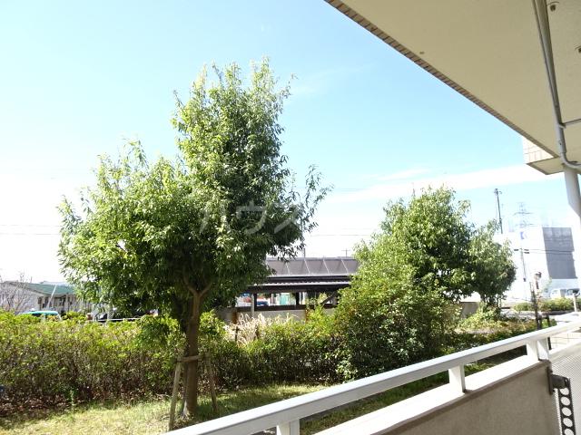 ビレッジハウス京ヶ峰タワー 513号室の景色