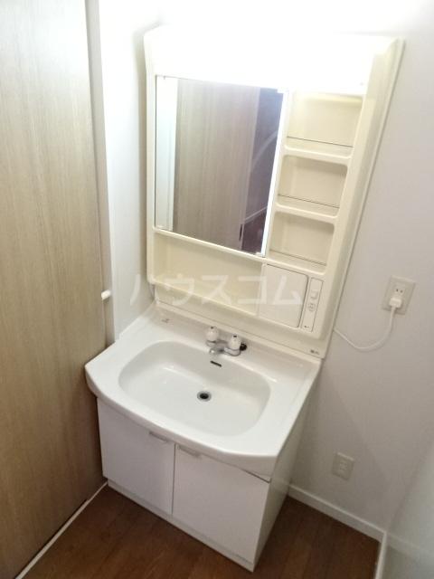 ビレッジハウス京ヶ峰タワー 513号室の洗面所