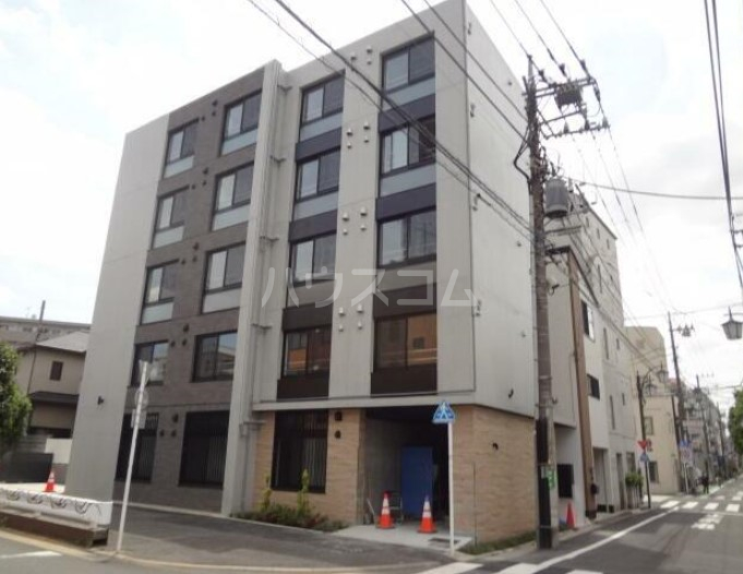 Reco桜新町の外観