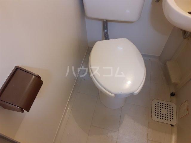 レジデンス元城 206号室の風呂