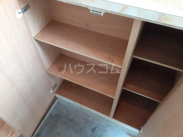 レジデンス元城 206号室の設備
