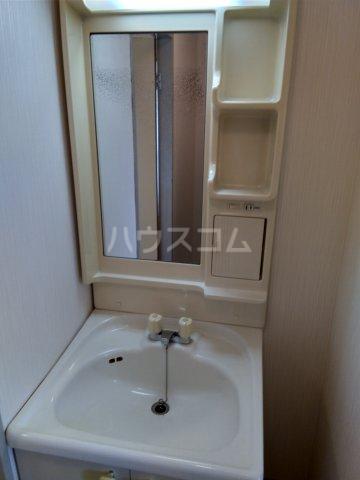 ラフォーレ西沢 103号室の洗面所