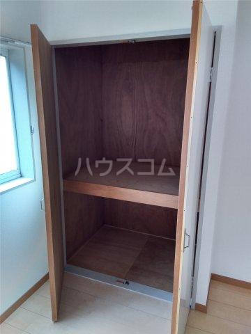 ラフォーレ西沢 103号室の収納