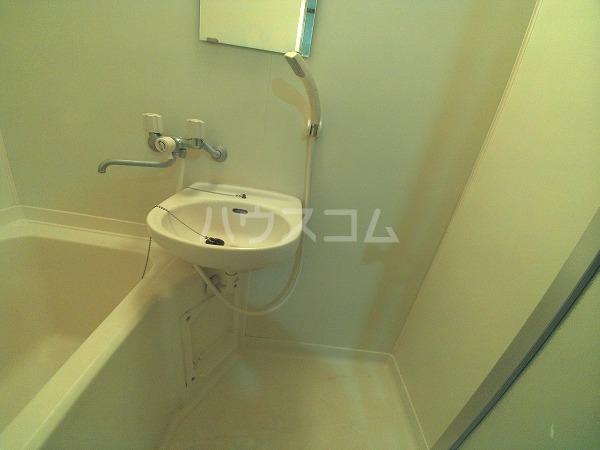 エクセレンス石神 203号室の洗面所