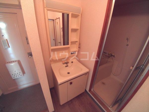 アプリコットハウス A 302号室の洗面所