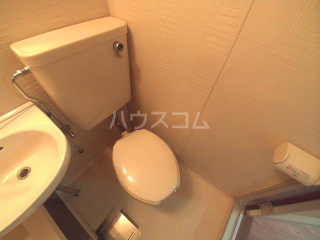 コーポひまわり 101号室のトイレ