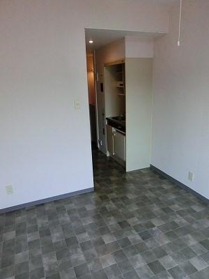 GATHER24 405号室の居室