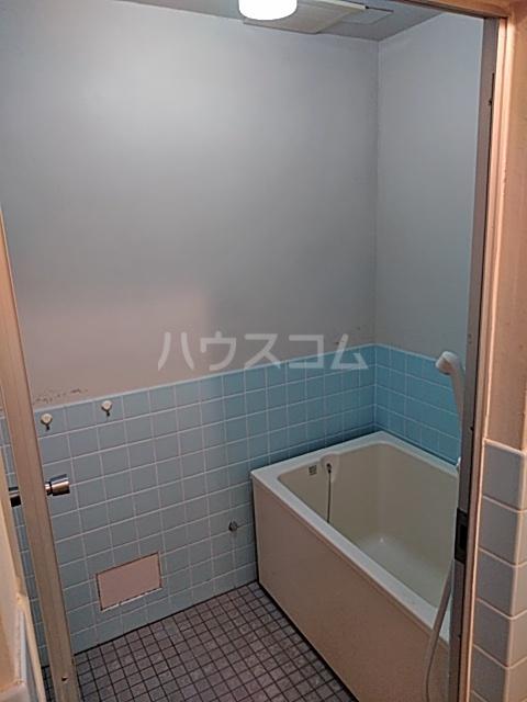 富士荘D(北) 202号室の風呂