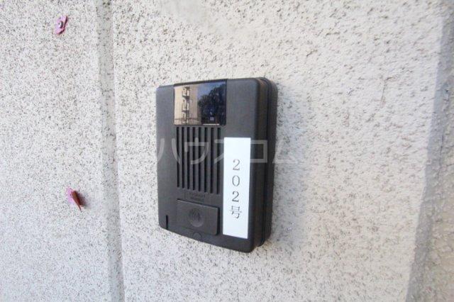 OPULENCE若宮 202号室のセキュリティ