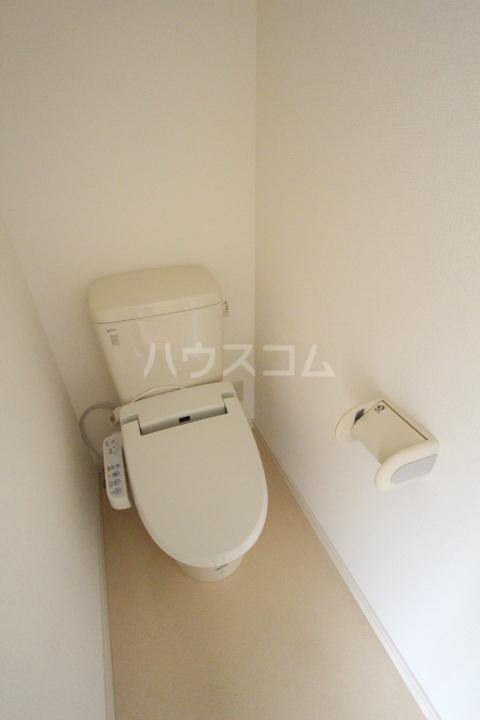 OPULENCE若宮 202号室のトイレ