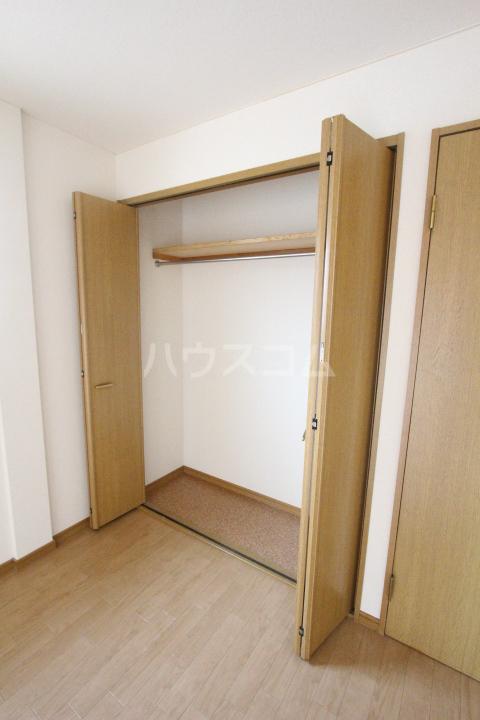 エスポワールかざみ 204号室の収納