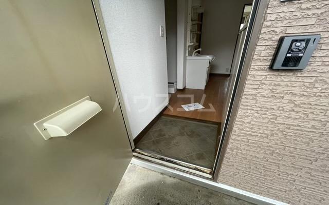 プリマベーラ 102号室の収納