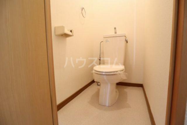 SUNNY MALL.K 102号室のトイレ