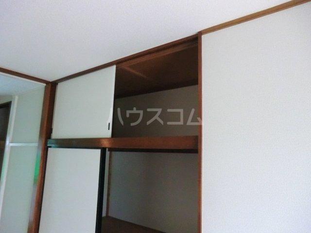 第三平和荘 103号室の収納