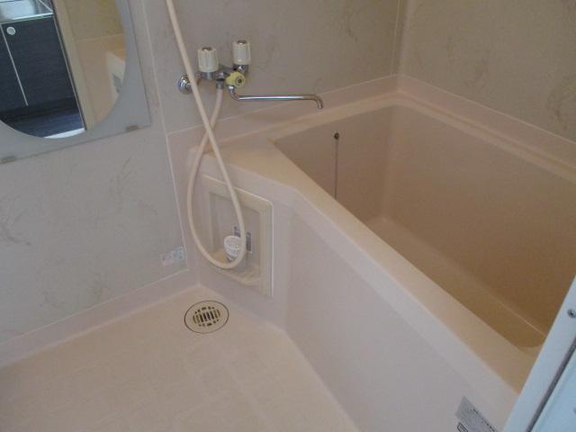 グレースハイツごとう 105号室の風呂