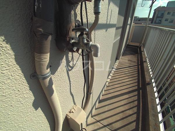 畔柳ハイツ 301号室の設備