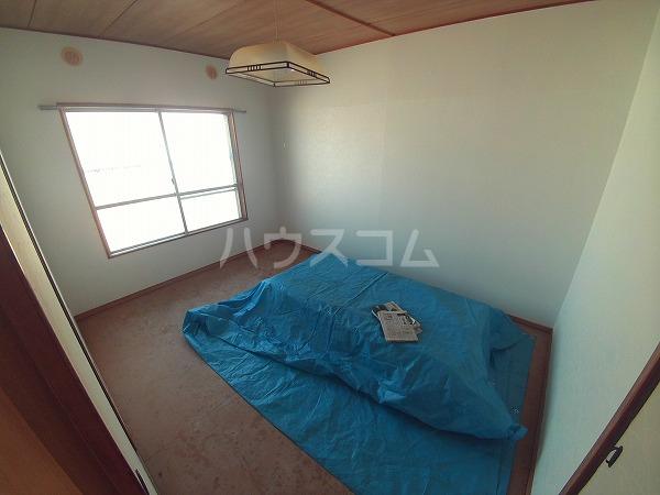 畔柳ハイツ 301号室の居室