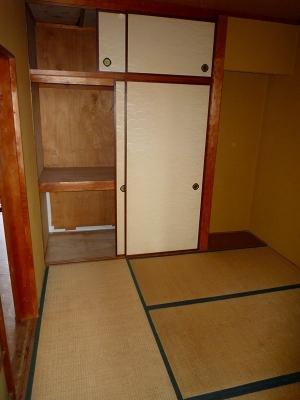 コーポ井川 101号室の収納