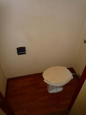 コーポ井川 101号室のトイレ