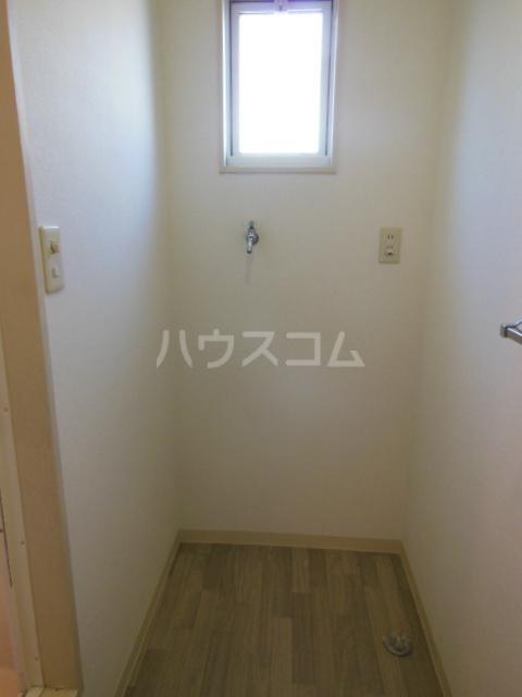 ねむの木タウン C 202号室の洗面所