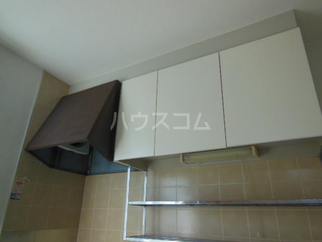 ねむの木タウン C 202号室のキッチン