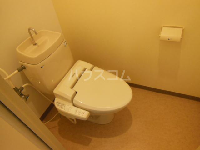ねむの木タウン C 202号室のトイレ