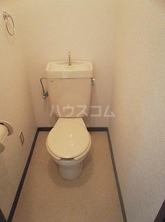 メゾン・ド・セリーヌ 303号室のトイレ