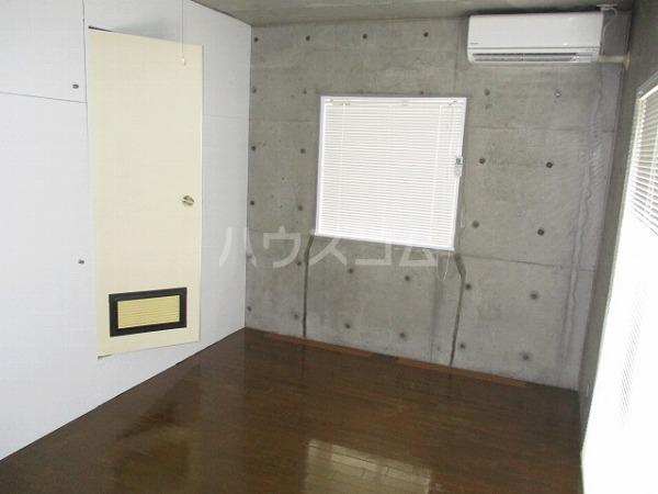 グランドビュー大池 101号室のトイレ