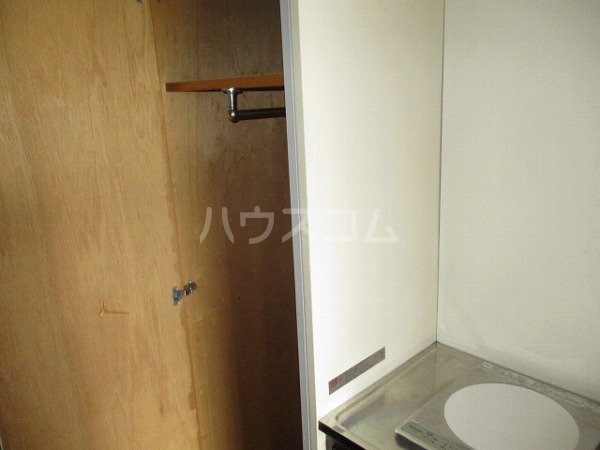 グランドビュー大池 501号室の収納