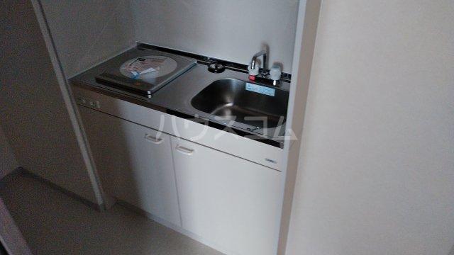 シャインスリービル 3F号室のトイレ