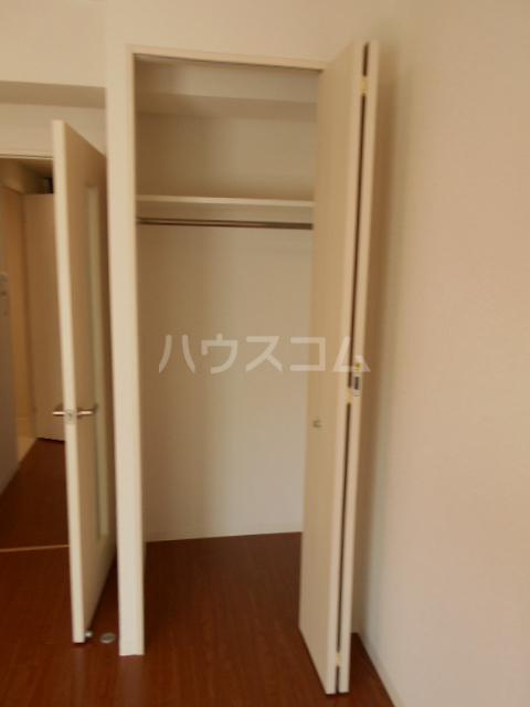 双樹マンション 303号室の収納