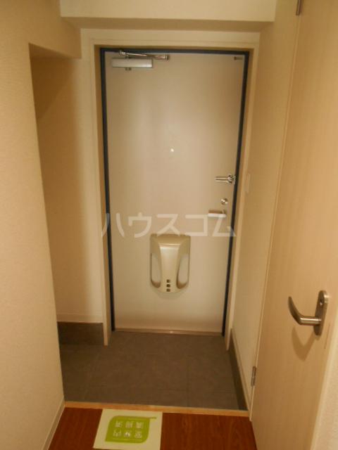 双樹マンション 303号室の玄関
