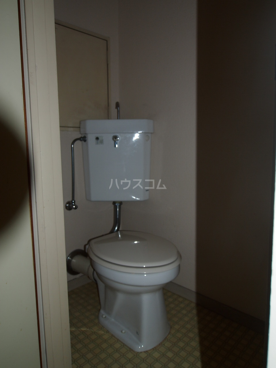マンションニューシーズ 303号室のトイレ