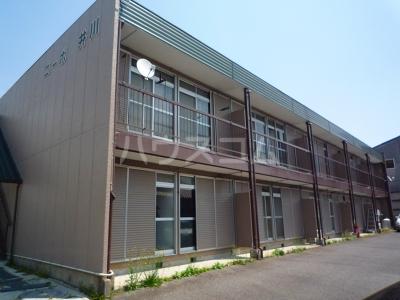 コーポ井川 105号室の外観