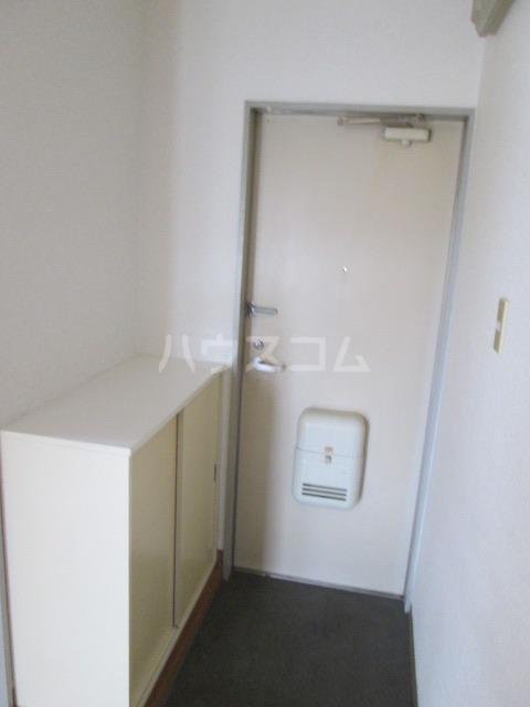 メゾンファミール Ⅰ 02010号室の玄関