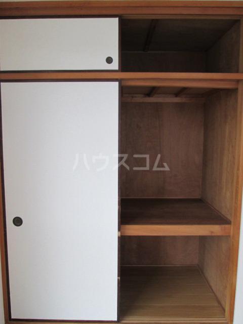 メゾンファミール Ⅰ 02010号室の収納