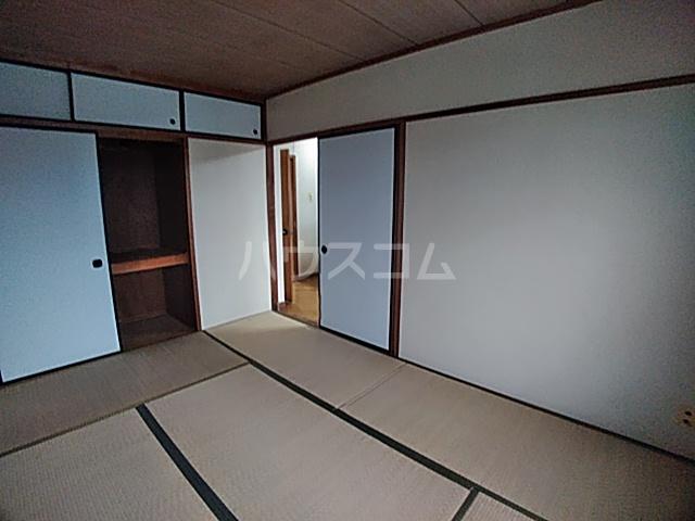 光マンション 402号室の居室