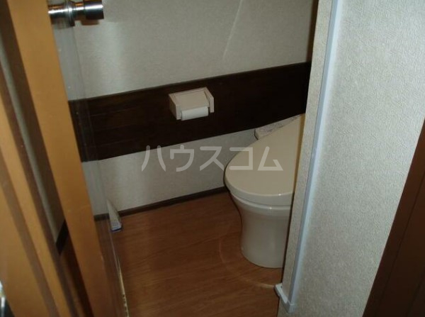 リラコーポのトイレ
