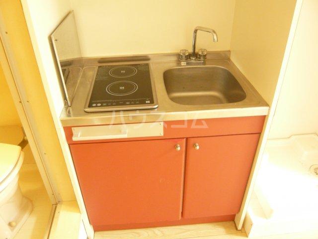 モンルポー 201号室のキッチン
