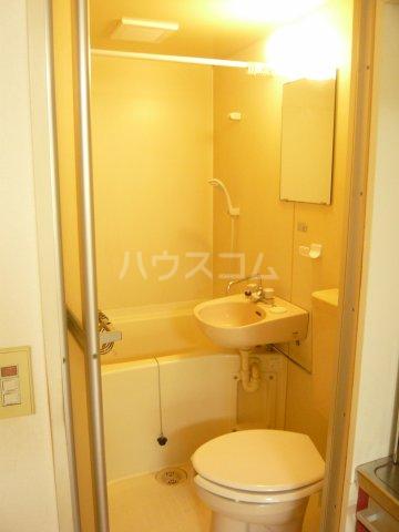 モンルポー 201号室の風呂