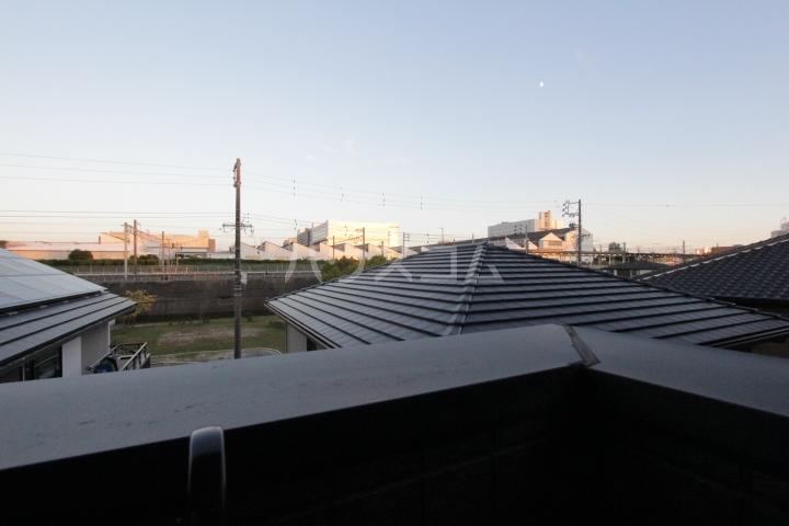 ル ロジュマン 101号室の景色