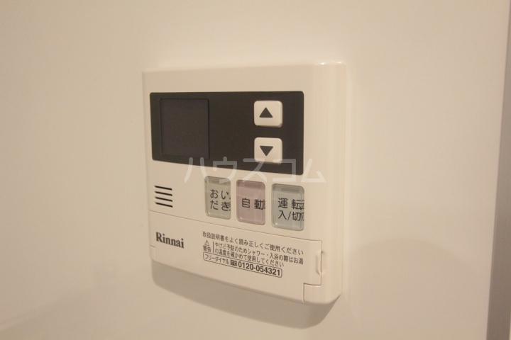 ル ロジュマン 101号室のキッチン