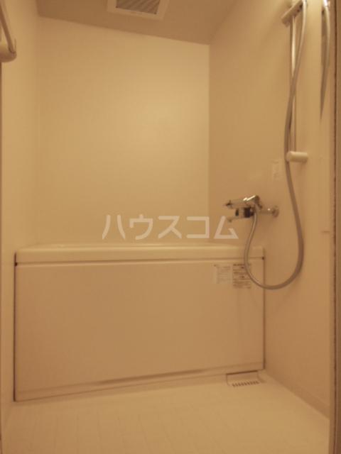 ハッピーヒルズ青木 202号室の風呂