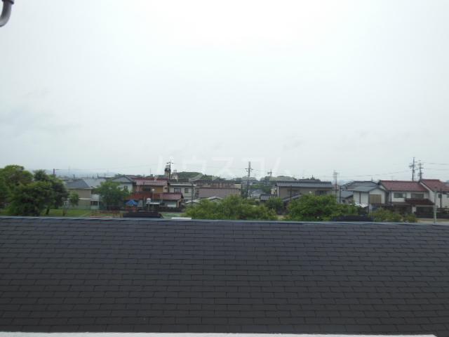 ハッピーヒルズ青木 202号室の景色