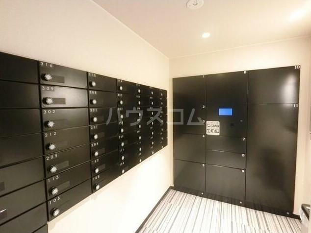 ザ・パークハビオ柿の木坂 101号室の設備
