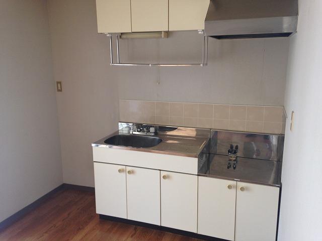 コーポスカイハートD 206号室のキッチン
