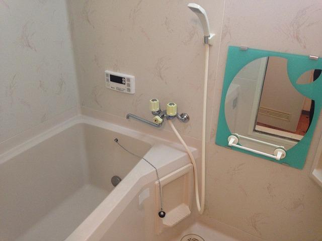 コーポスカイハートD 206号室の風呂