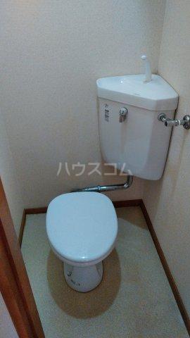 コーポ杉屋 303号室のトイレ